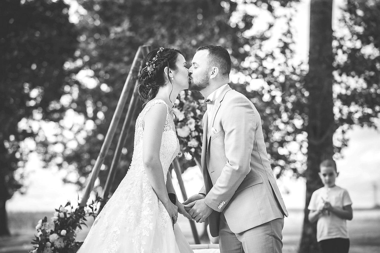 Photographe de mariage en Touraine, style reportage et sur le vif